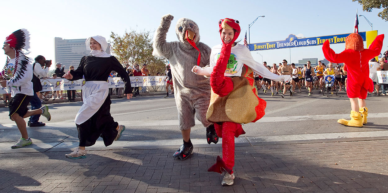 Thanksgiving Turkey Trot  Thanksgiving Weekend Events in Reno