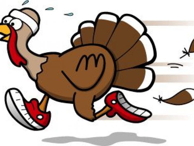Thanksgiving Turkey Trot  Merrimack Turkey Trot 5K on Thanksgiving Morning