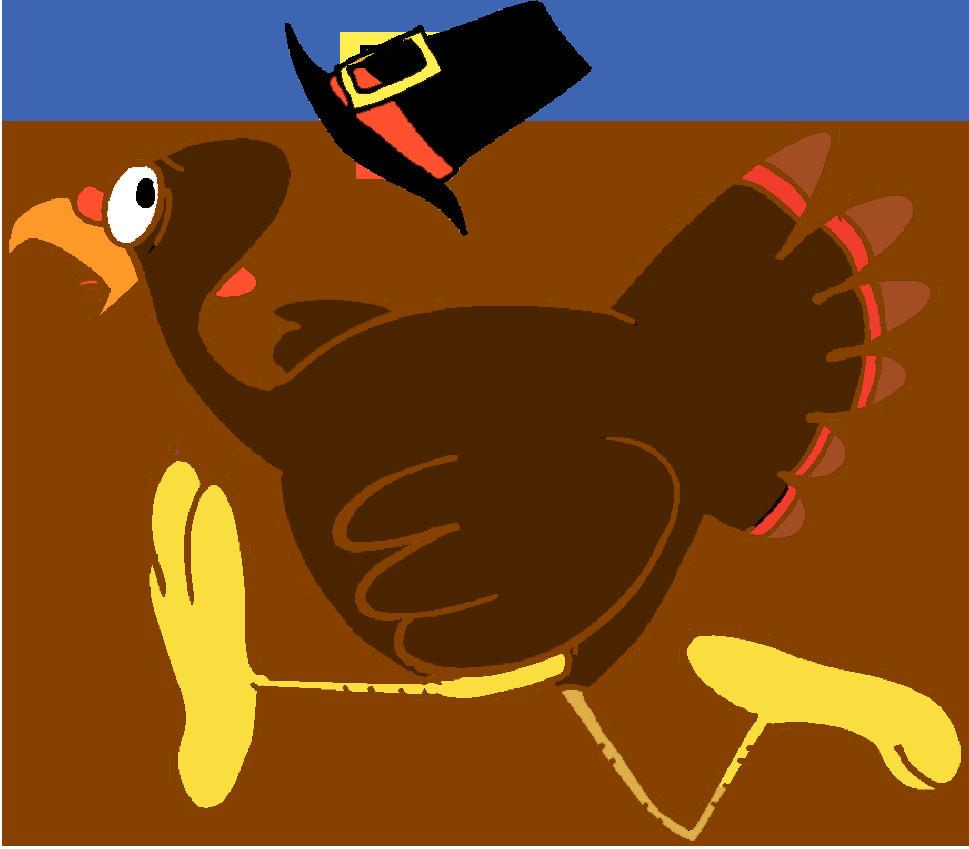 Thanksgiving Turkey Trot  BACN Turkey Trot