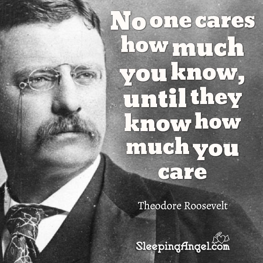 Theodore Roosevelt Quotes On Leadership  Theodore Roosevelt Quote