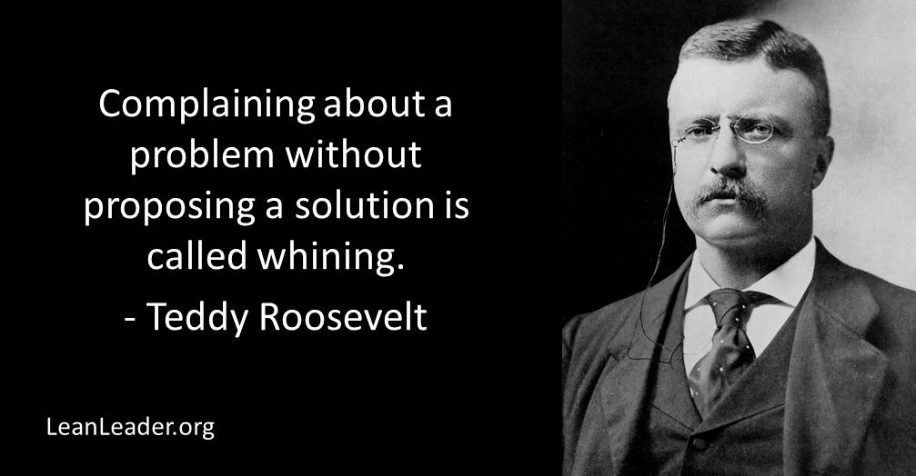 Theodore Roosevelt Quotes On Leadership  Leadership Quotes The Lean Leader