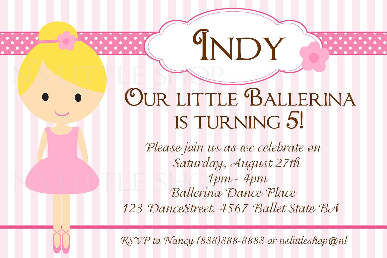 Toddler Birthday Invitations  Free Printable Birthday Invitations For Kids
