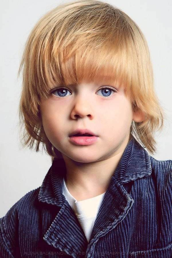 Toddler Boy Long Hairstyles  Little Boy Hairstyles 81 Trendy and Cute Toddler Boy
