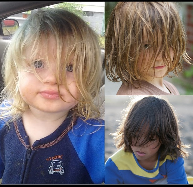 Toddler Boy Long Hairstyles  25 Buoyant Hairstyles for Little Boys with Long Hair