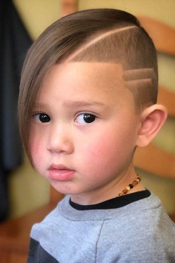 Toddler Boy Long Hairstyles  2019 Boys Hair Trends