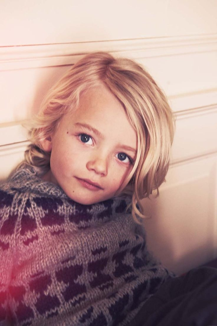 Toddler Boy Long Hairstyles  24 best images about Long Haired Boys on Pinterest