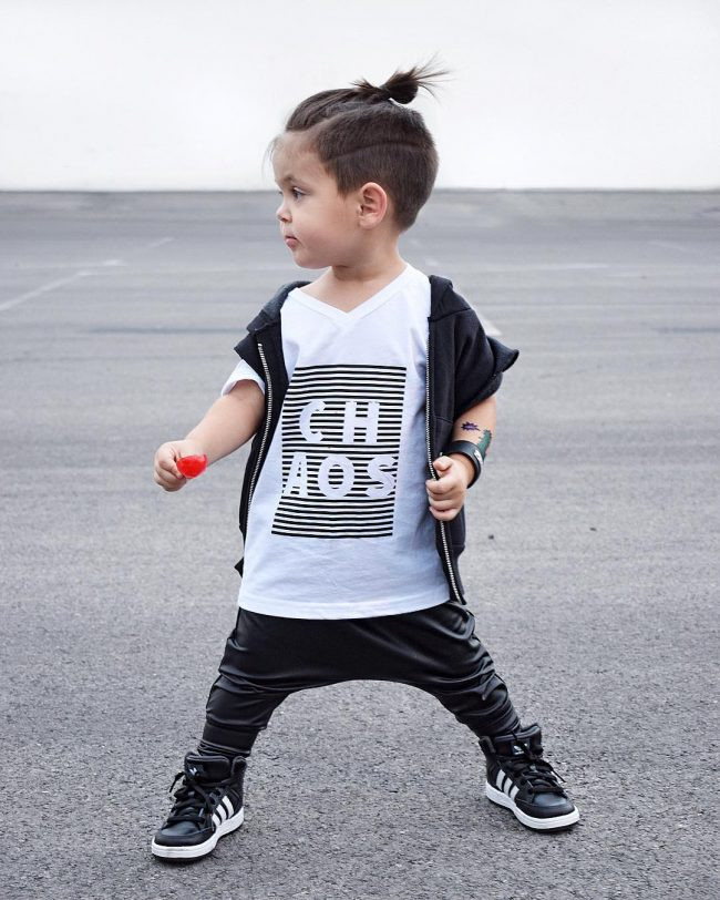 Toddler Boy Long Hairstyles  50 Best Boys Long Hairstyles For Your Kid 2019