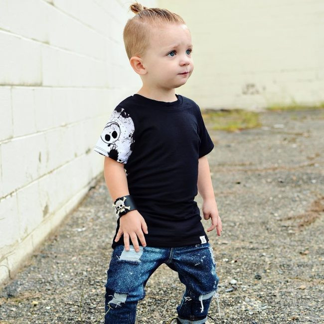 Toddler Boy Long Hairstyles  50 Best Boys Long Hairstyles For Your Kid 2018