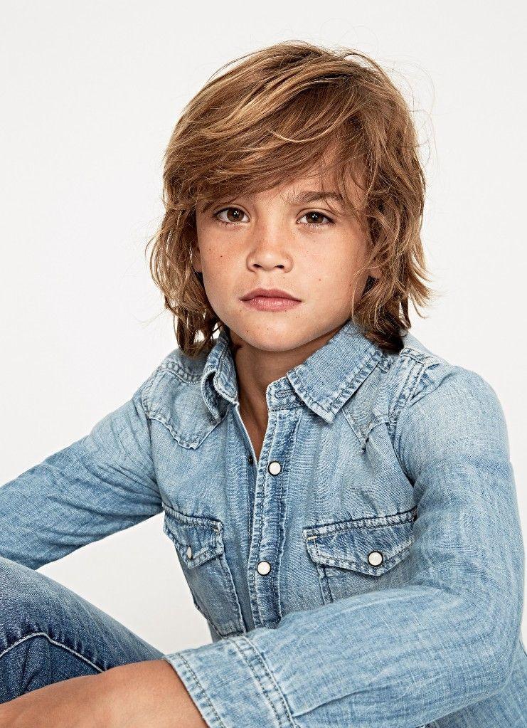 Toddler Boy Long Hairstyles  Pin on Hair styles