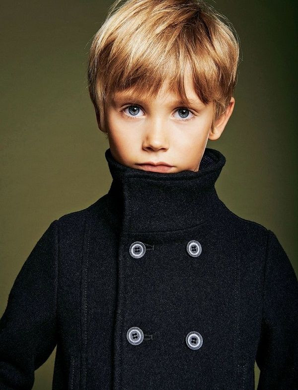 Toddler Boy Long Hairstyles  Toddler Boys Long Hair Styles 32 Stylish Boys Haircuts For