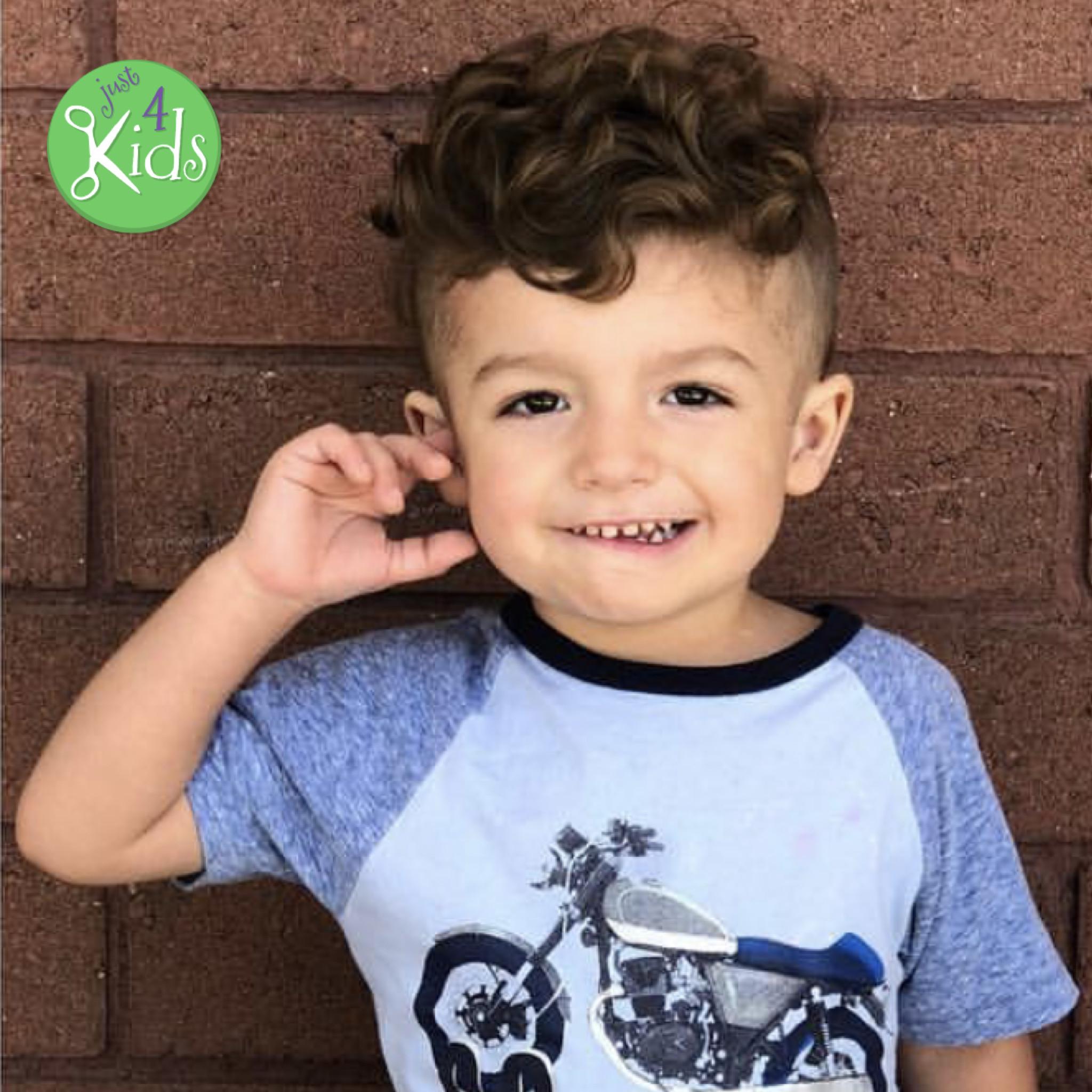 Toddler Boy Long Hairstyles  Top Kids Hairstyles 2018 Long Hairstyles for Boys Long
