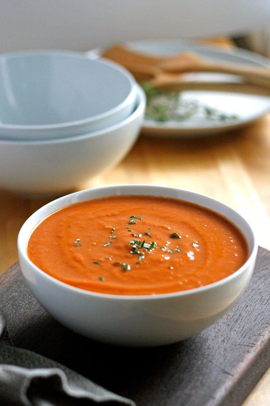 Tomato Bisque Soup Recipes  Tomato Bisque Recipe