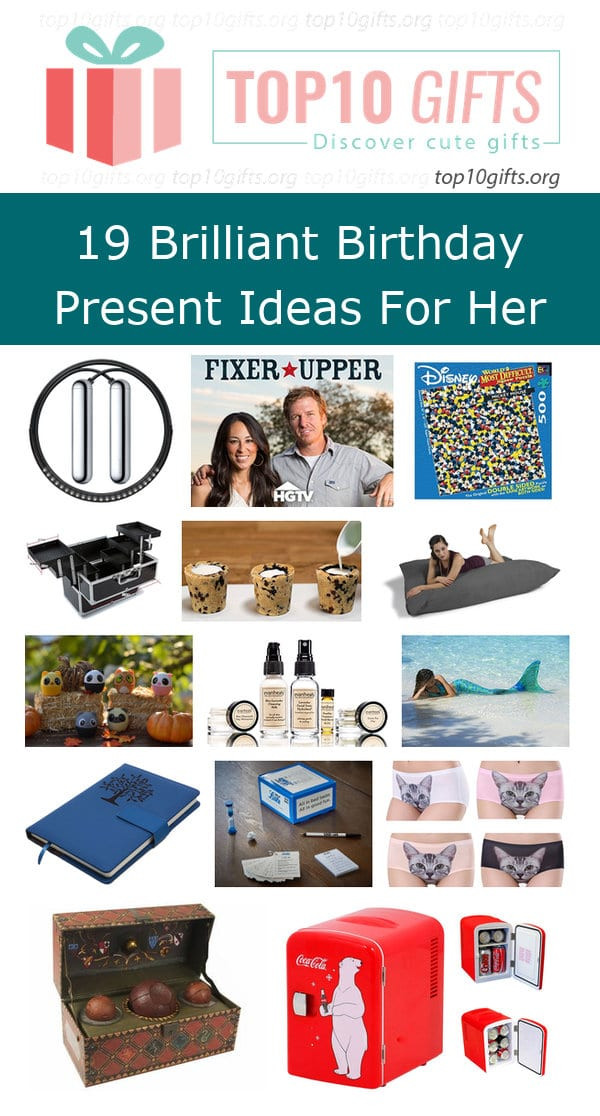 Top Birthday Gifts For Her  Best 25th Birthday Gift Ideas for Her