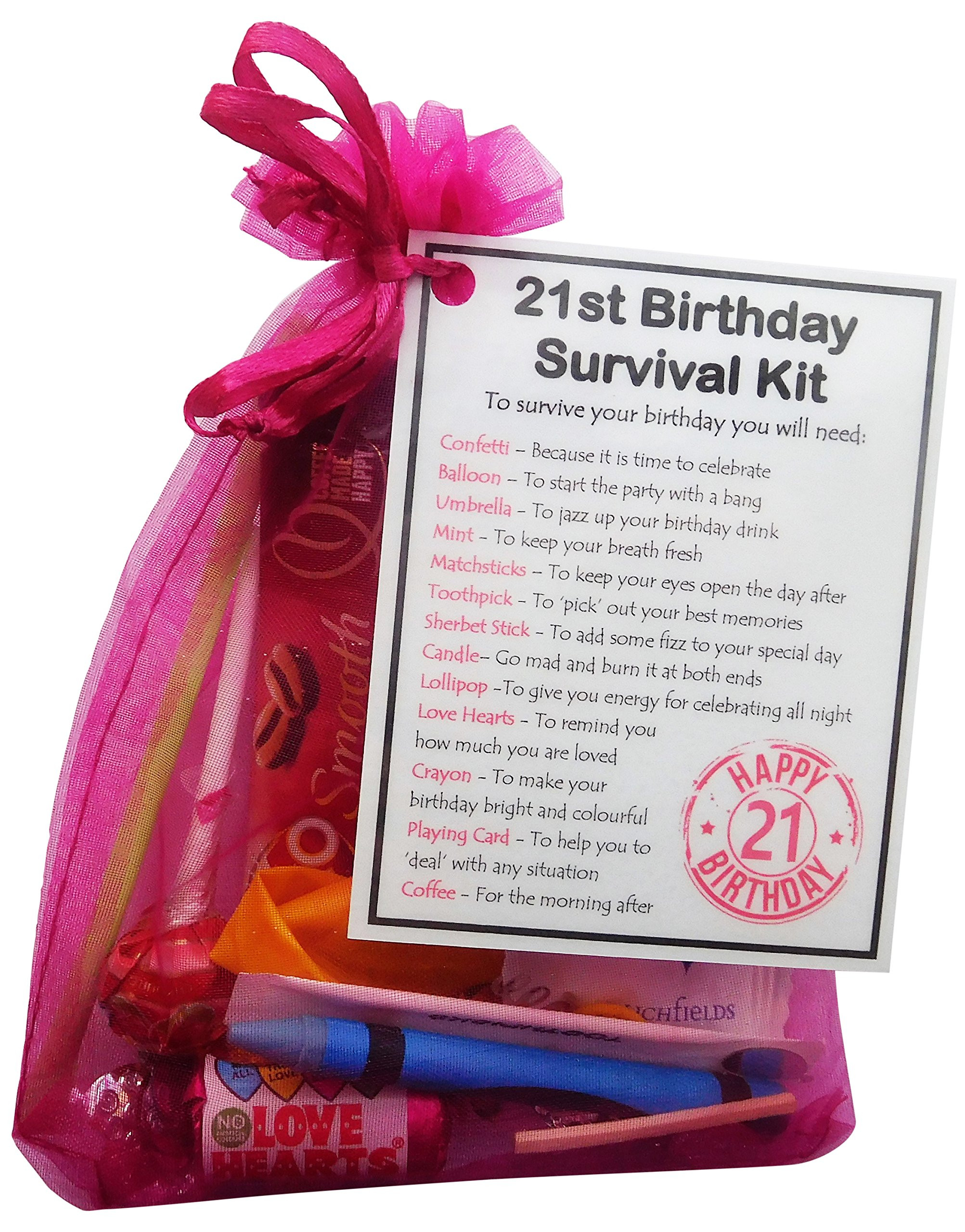 Top Birthday Gifts For Her  21st Birthday Gifts for Her Keepsake Amazon