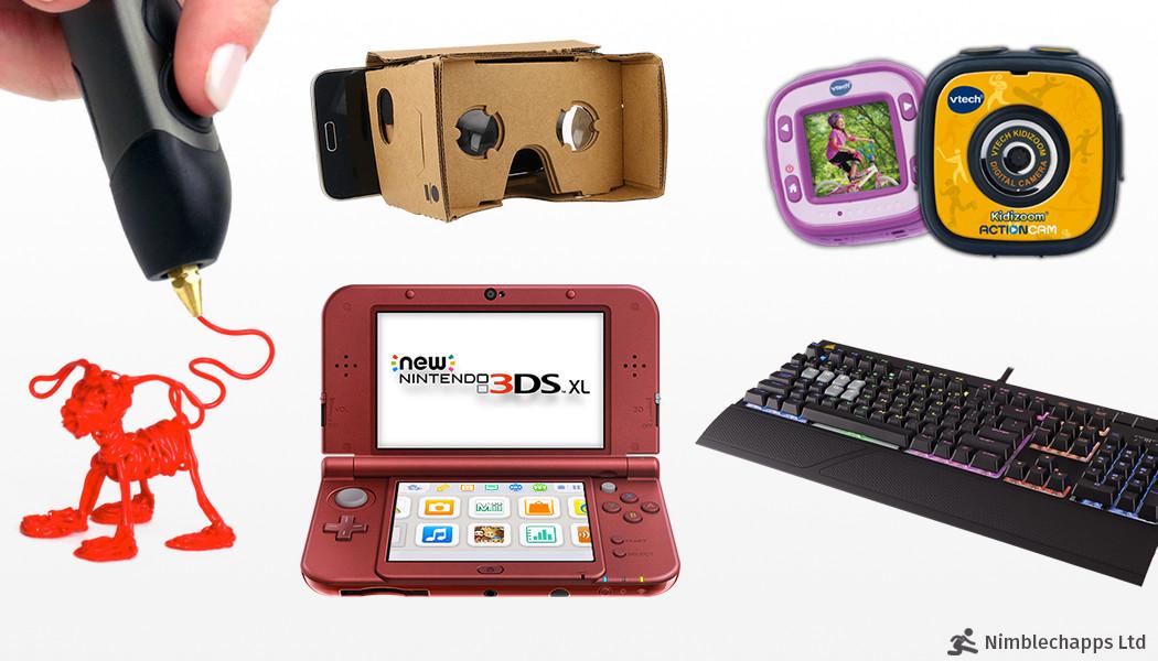 Top Kids Christmas Gifts  Top 5 Gifts for Kids for Christmas 2015