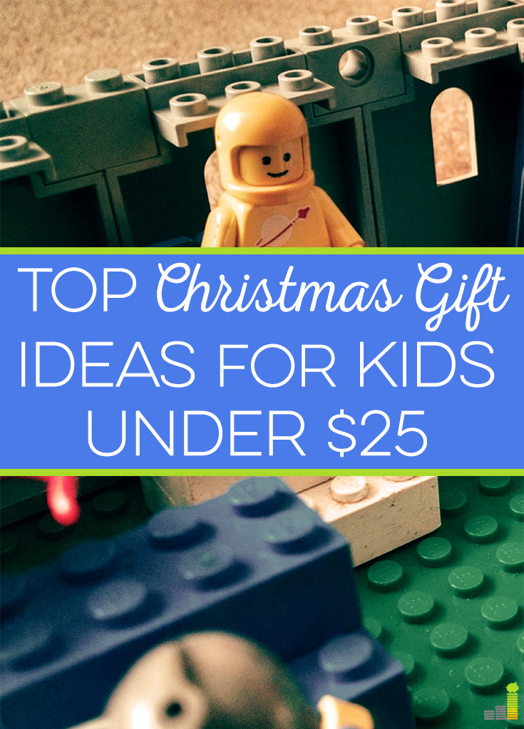 Top Kids Christmas Gifts  Top Christmas Gift Ideas for Kids Under $25