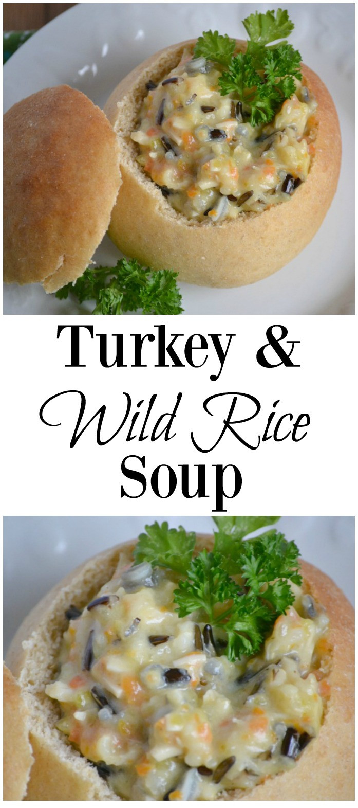 Turkey Wild Rice Soup Recipe  Turkey & Wild Rice Soup