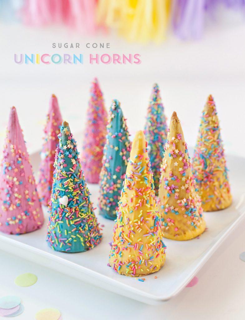 Unicorn Food Ideas For Party  Simple & Sweet Unicorn Birthday Party Ideas Hostess