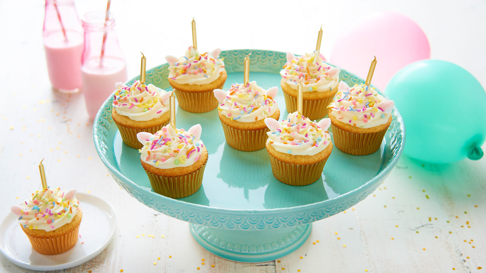 Unicorn Party Ideas Food  Magical Unicorn Birthday Party Ideas for Kids EatingWell