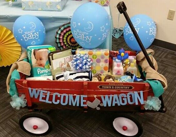 Unique Baby Shower Gift Ideas For Boys  Baby Shower Wel e Wagon