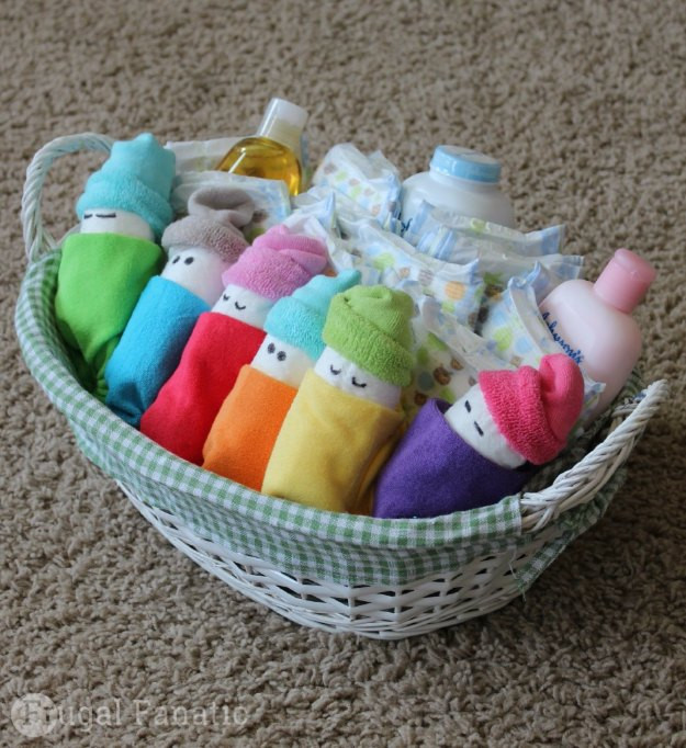 Unique Baby Shower Gift Ideas For Boys  42 Fabulous DIY Baby Shower Gifts