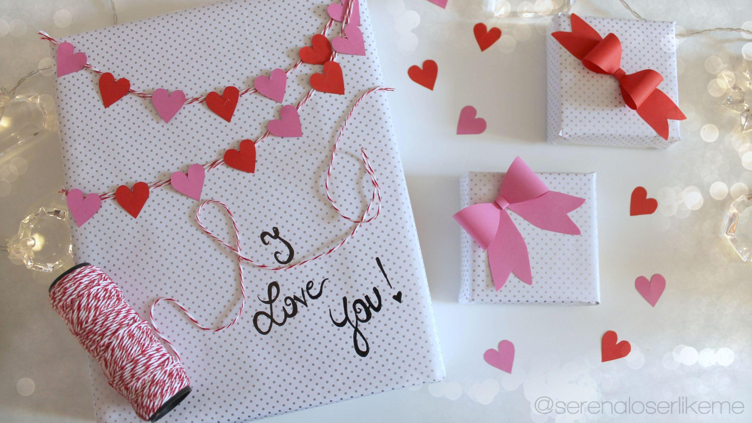 Valentine Day Gift Wrapping Ideas  Valentine s Day Gift Wrapping Ideas · How To Make Gift