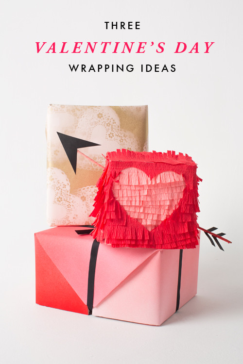 Valentine Day Gift Wrapping Ideas  Vikalpah 15 Valentine s day t wrapping ideas