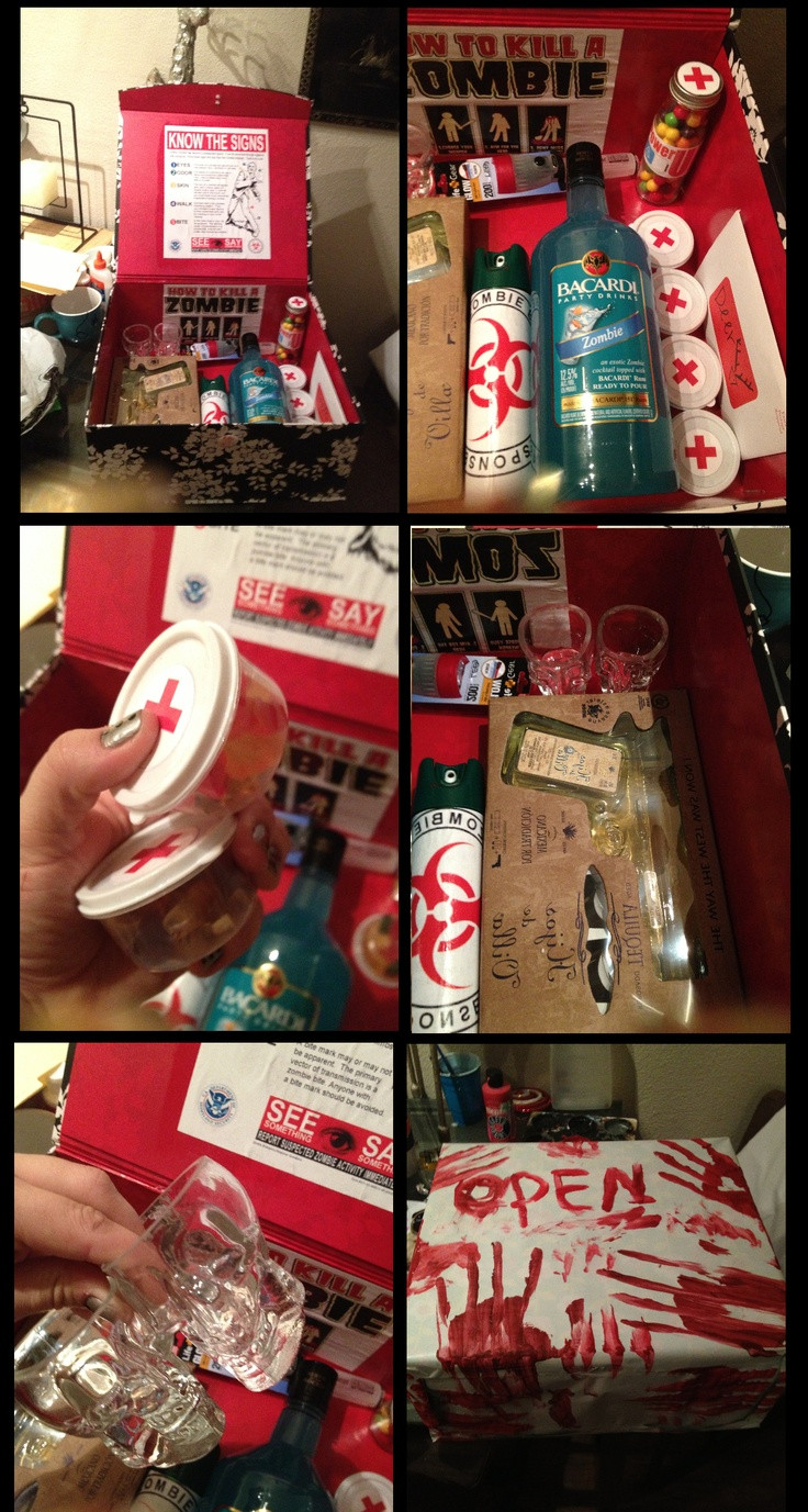 Valentine Gift Ideas For Boyfriends  25 DIY Valentine s Gifts For Boyfriend You Can t Miss