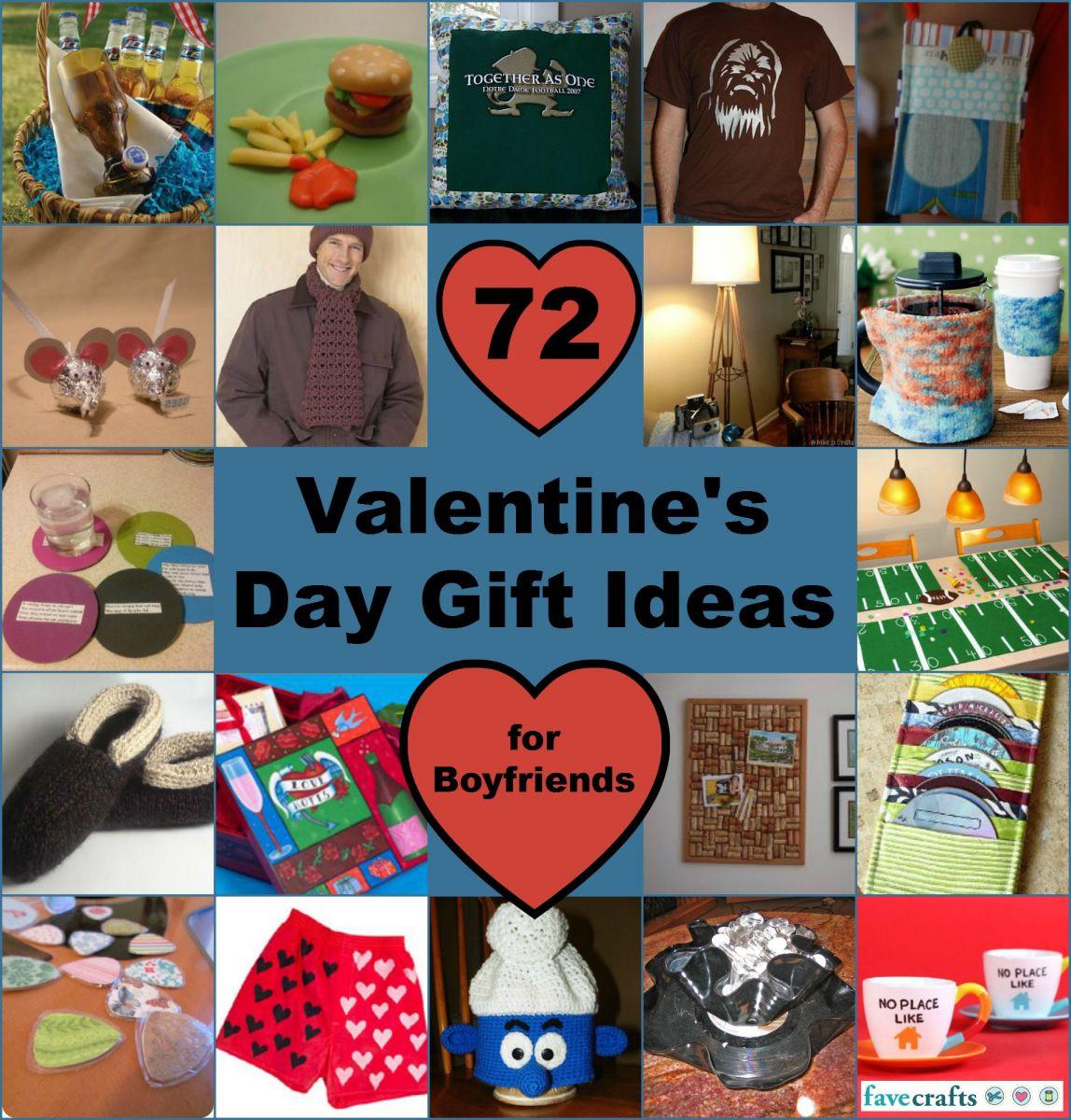 Valentine Gift Ideas For Boyfriends  72 Valentine s Day Ideas for Boyfriend