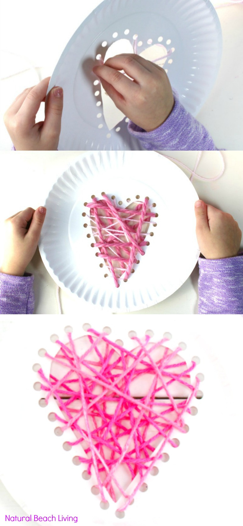 Valentine'S Day Craft Ideas For Preschoolers  26 Valentine Crafts for Preschoolers Natural Beach Living