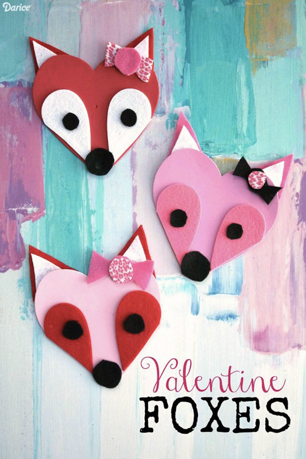 Valentine'S Day Craft Ideas For Preschoolers  10 Easy Valentine Crafts for Kids DIY Projects to Try