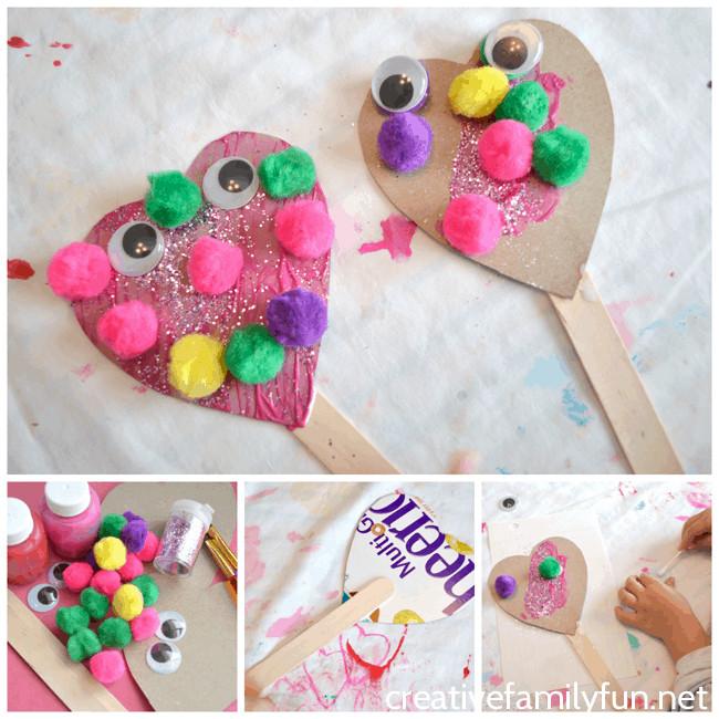 Valentine'S Day Craft Ideas For Preschoolers  7 Super Cute and Easy Valentine s Day Crafts for Preschoolers