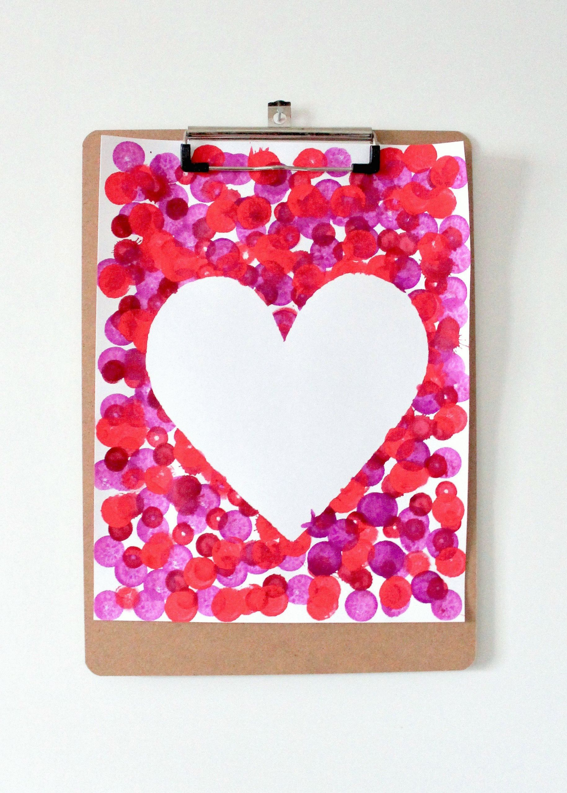 Valentine'S Day Craft Ideas For Preschoolers  DIY Dollar Store Valentine s Day Crafts