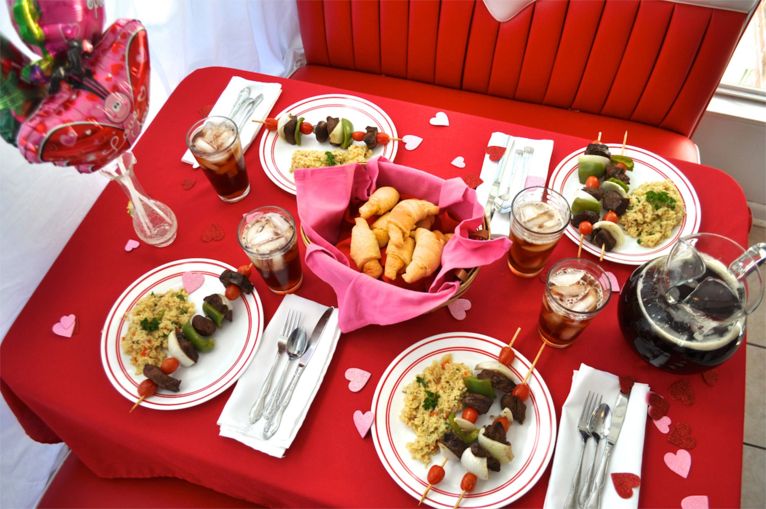 Valentine'S Day Dinner  Valentines Dinner Ideas with 5 Lovingly Dishes