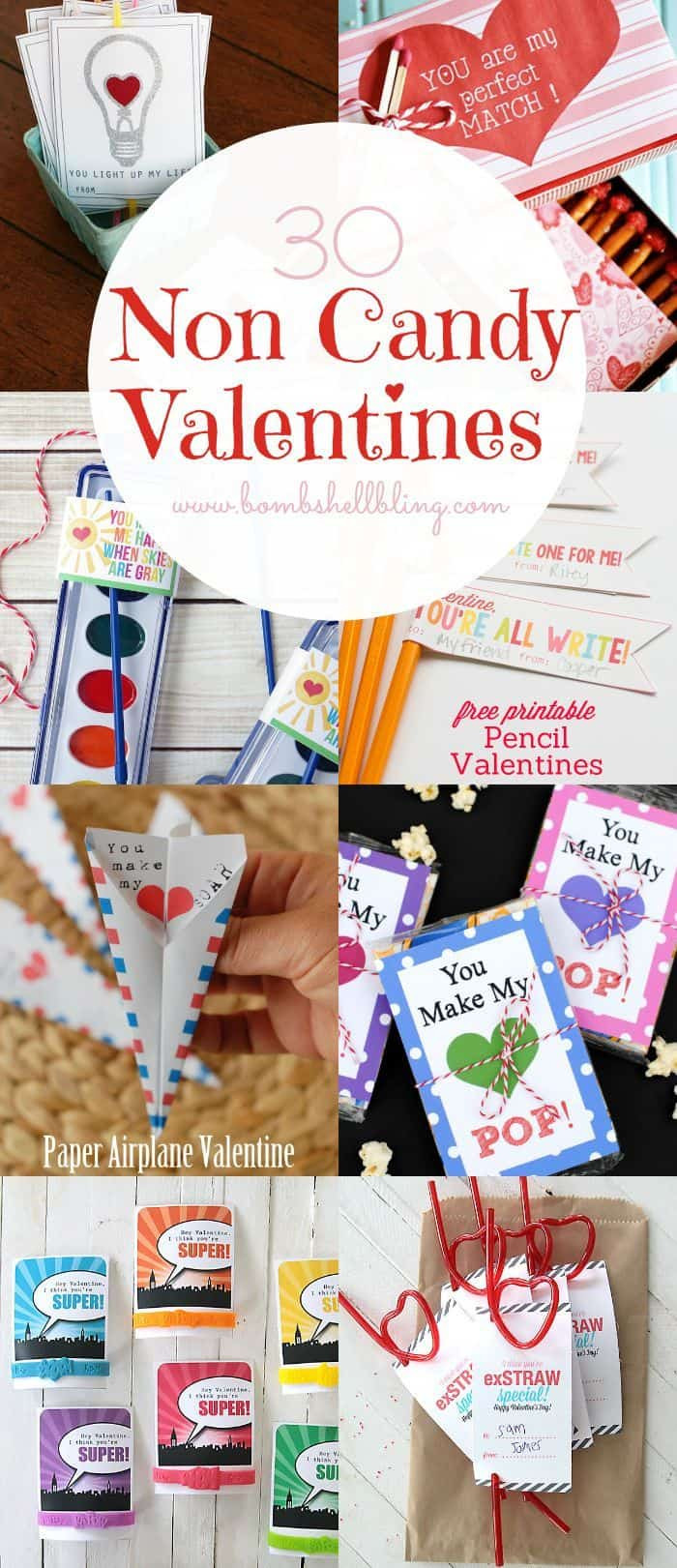 Valentines Candy Gift Ideas  10 Non Candy Valentine s Day Gift Ideas for Kids