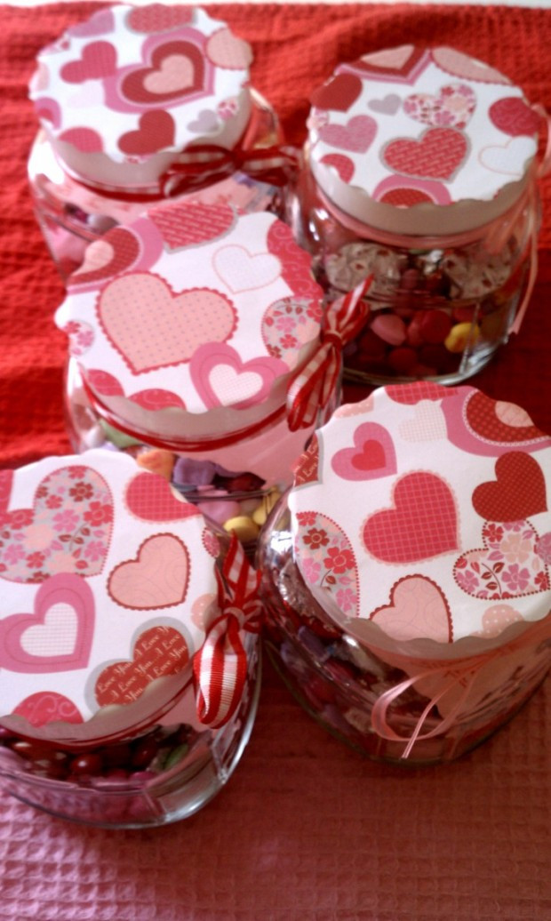 Valentines Candy Gift Ideas  20 Cute and Easy DIY Valentine's Day Gift Ideas that