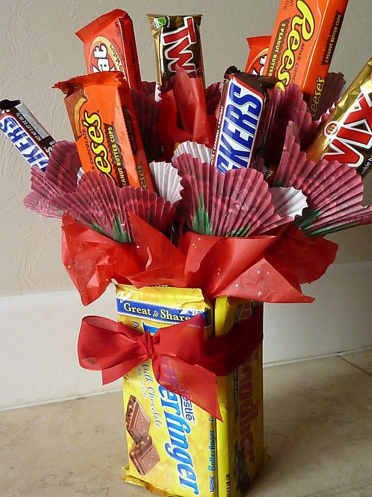 Valentines Candy Gift Ideas  Top 10 DIY Valentine's Day Gift Ideas