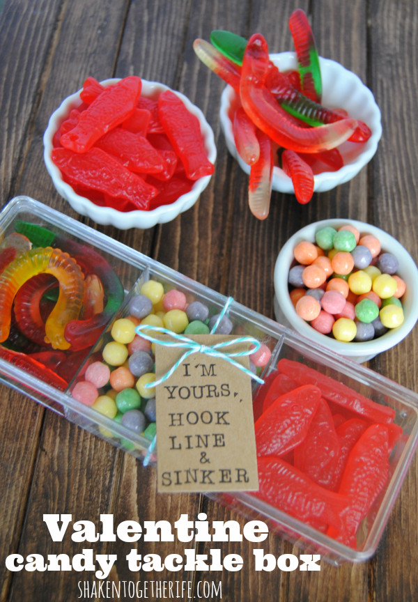 Valentines Candy Gift Ideas  10 Valentine's Day Treat Ideas