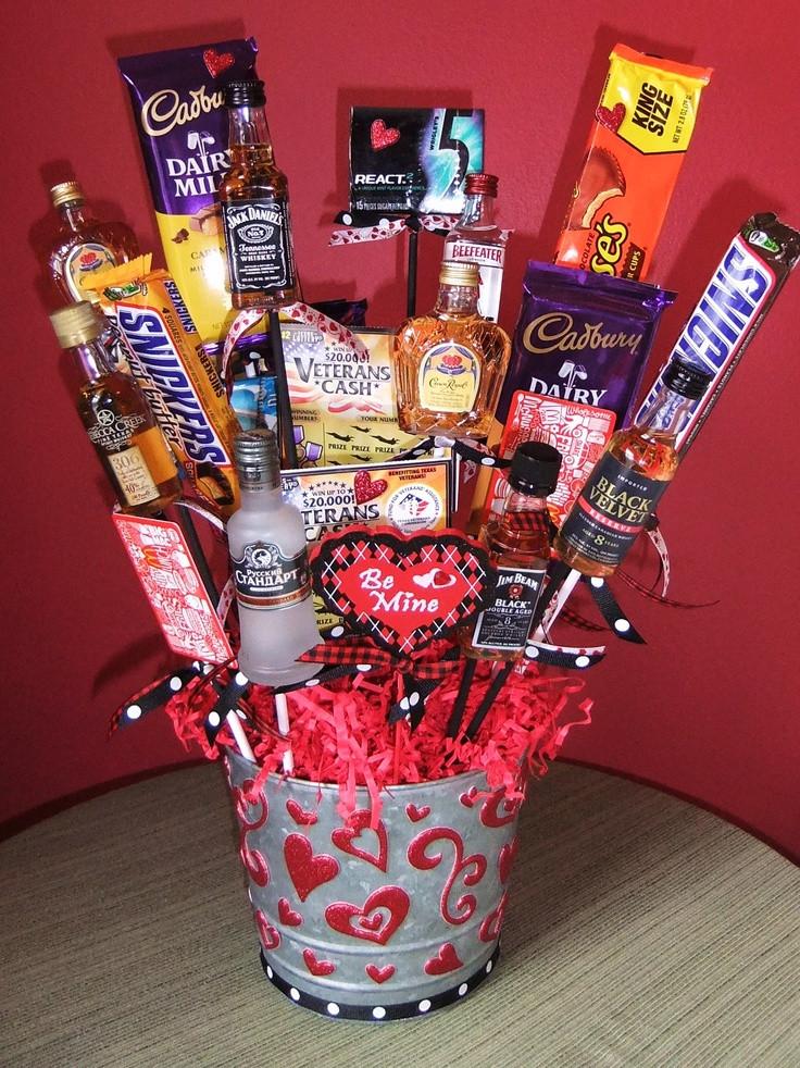Valentines Candy Gift Ideas  5 DIY Valentine's Gift Ideas
