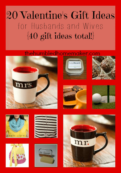 Valentines Day Gift Ideas For Husband  20 Valentine s Day Gift Ideas for Husbands and Wives 40