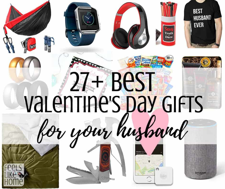 Valentines Day Gift Ideas For Husband  27 Best Valentines Gift Ideas for Your Handsome Husband
