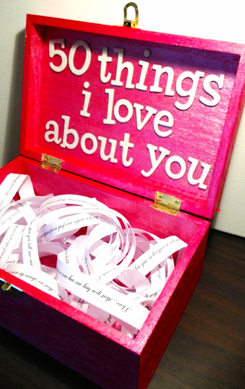 Valentines Day Gift Ideas For Husband  26 Handmade Gift Ideas For Him DIY Gifts He Will Love