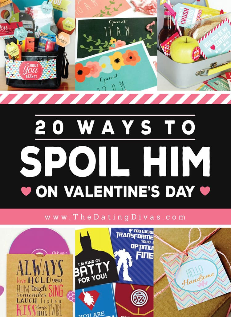 Valentines Day Gift Ideas For Husband  86 Ways to Spoil Your Spouse on Valentine s Day From The