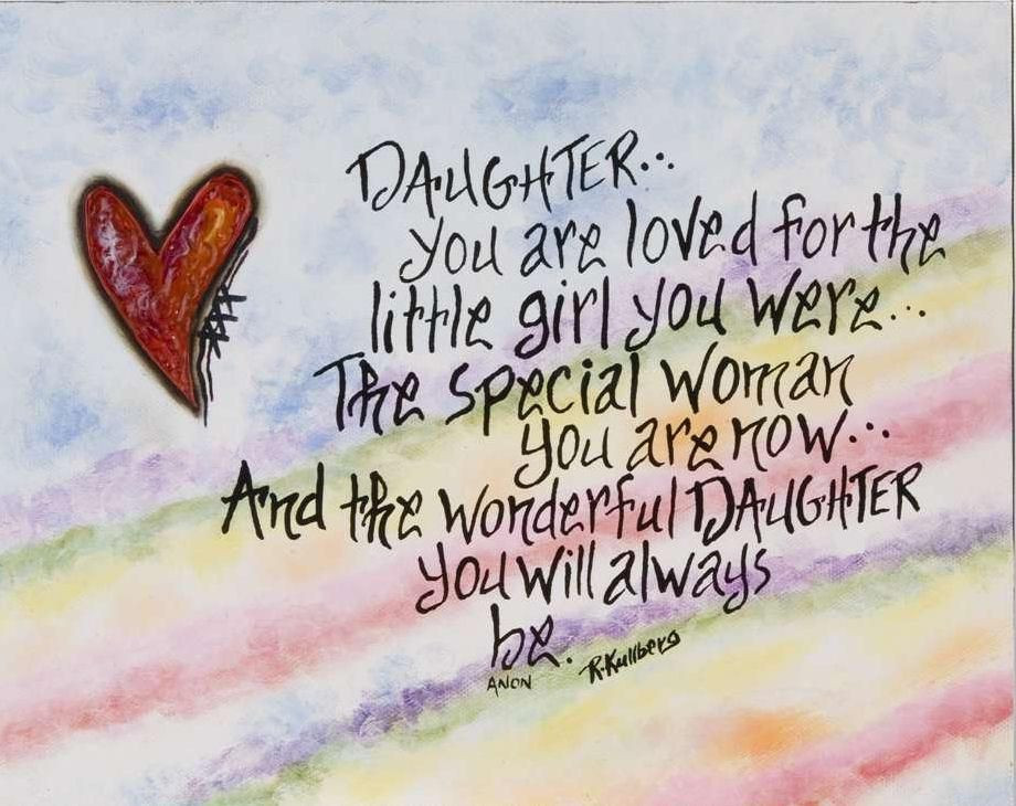 Valentines Day Quotes For Daughters  happy valentines day quotes for daughter