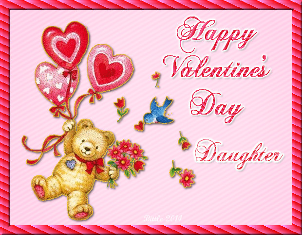Valentines Day Quotes For Daughters  Happy Valentine s Day Daughter Quote s and