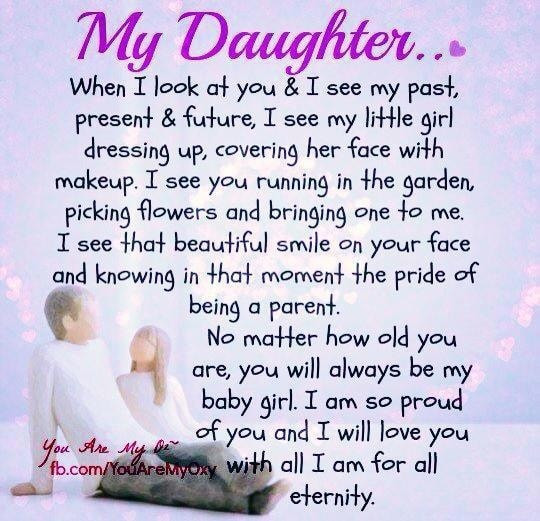 Valentines Day Quotes For Daughters  Happy Valentines Day Quotes for Daughter for 2018 from Mom