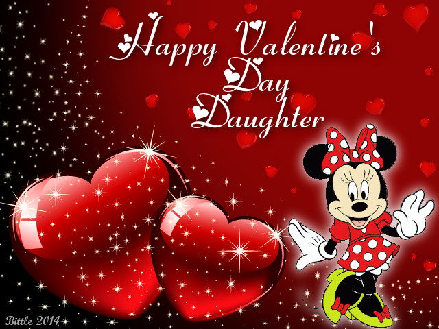 Valentines Day Quotes For Daughters  Happy Valentine s Day Daughter s and