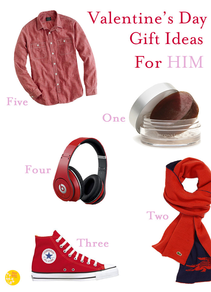 Valentines Gift For Him Ideas  Great Finds Valentine s Day Gift Ideas