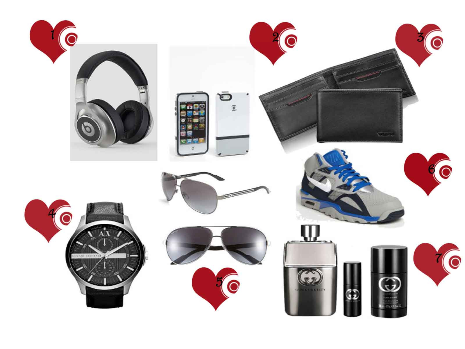 Valentines Gift For Him Ideas  Valentine s Day Gift Ideas For Her And Him