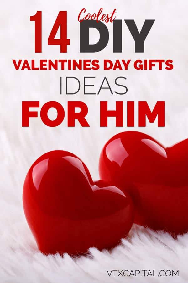 Valentines Gift For Him Ideas  11 Creative Valentine s Day Gifts for Him That Are Cheap